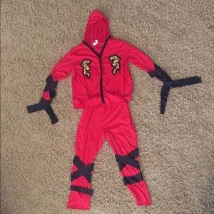 Other - Karate ninja costume